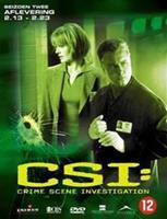 CSI - Seizoen 2 deel 2 (DVD)