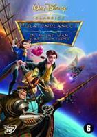 Piratenplaneet DVD