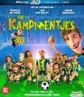 De kampioentjes (3D) (Blu-ray)