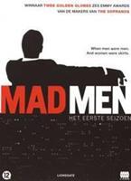 Mad men - Seizoen 1 (DVD)