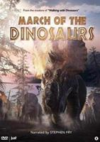 March of the dinosaurs (DVD)