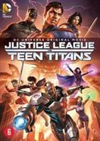 Justice league vs. Teen titans (DVD)