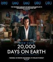 20,000 Days On Earth Blu-ray