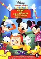 Mickey Mouse clubhouse - Mickey de schatzoeker (DVD)