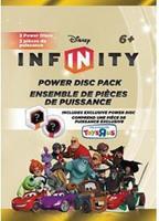 Disney Infinity Power Disc Pack (Gold) - Tron Sky