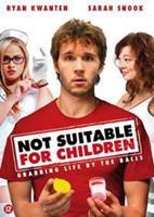 Not suitable for children (DVD)