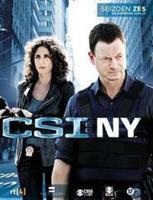 CSI New York - Seizoen 6 deel 2 (DVD)