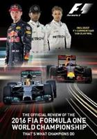 F1 2016 Official Review (2 DVD)