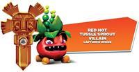 Activision Skylanders Trap Team - Earth Trap (Red Hot Tussle Sprout Villain Inside)