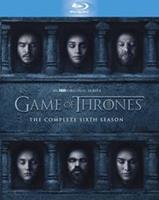 Warner Bros Game Of Thrones - Seizoen 6 Blu-ray