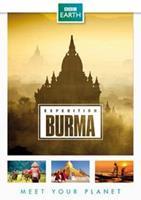 BBC earth - Expedition Burma (DVD)