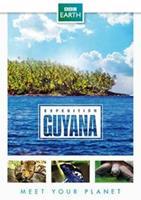BBC earth - Expedition Guyana (DVD)
