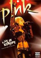 P!NK: Live In Europe - Try This Tour