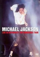 Michael Jackson - The Dangerous Tour Live In Bucharest