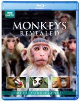 BBC earth - Monkey's revealed (Blu-ray)