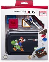 Newave Italia Big Ben Game Traveller Essentials Pack 3DSEP20 (Mario Black)