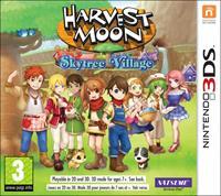 Natsume Harvest Moon: Skytree Village