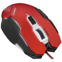 Speedlink Contus Gaming Mouse (Zwart / Rood)