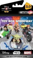Disney Infinity 3.0 Toy Box Speedway Expansion Game