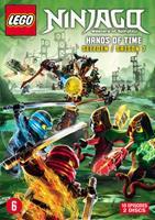 Lego ninjago masters of spinjitzu - Seizoen 7 (DVD)