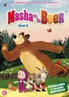 Masha en de beer - Seizoen 3 (DVD)
