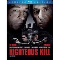 Dutch Filmworks Righteous Kill (steelbook)