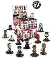 Funko Star Wars Episode VIII Mystery Minis Vinyl Mini Figures 6 cm Display Classic (12)