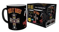 GYE warmtemok Guns & Roses: Cross zwart 300 ml