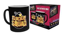GYE warmtemok Suicide Squad Bomb zwart 300 ml