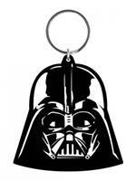 Pyramid International Star Wars Rubber Keychain Darth Vader 6 cm