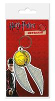 Pyramid International Harry Potter Rubber Keychain Snitch 6 cm