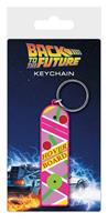 Pyramid International Back to the Future Rubber Keychain Hoverboard 6 cm