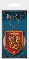 Pyramid International Harry Potter Rubber Keychain Gryffindor 6 cm