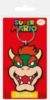 Pyramid International Super Mario Rubber Keychain Bowser 6 cm