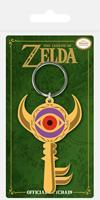 Pyramid International Legend of Zelda Rubber Keychain Boss Key 6 cm