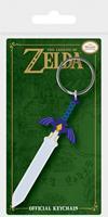 Pyramid International Legend of Zelda Rubber Keychain Master Sword 6 cm