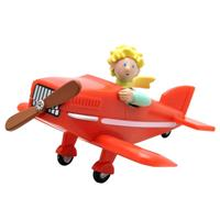 Plastoy The Little Prince Figure The Little Prince in his plane 7 cm