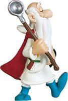 Plastoy Asterix Figure Getafix with the pot 8 cm