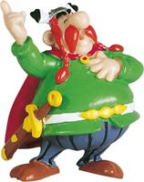 Plastoy Asterix Figure Vitalstatistix the chief 6 cm
