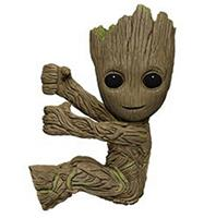 NECA Guardians of the Galaxy Vol. 2 Scalers Figure Groot 5 cm
