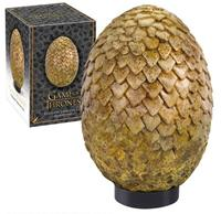 Noble Collection Game of Thrones Dragon Egg Prop Replica Viserion 20 cm