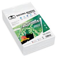 Ultimate Guard Comic Backing Boards Current Size (100)