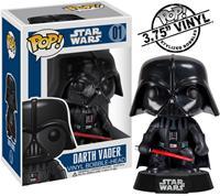 Funko Star Wars POP! Vinyl Bobble-Head Darth Vader 10 cm
