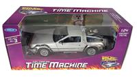 Welly Back to the Future Diecast Model 1/24 ´81 DeLorean LK Coupe