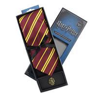 Cinereplicas Harry Potter Tie & Metal Pin Deluxe Box Gryffindor