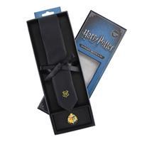Cinereplicas Harry Potter Tie & Metal Pin Deluxe Box Hogwarts