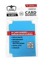 Ultimate Guard Card Dividers Standard Size Blue (10)