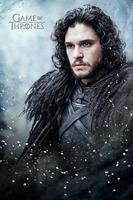 Pyramid International Game of Thrones Poster Pack Jon Snow 61 x 91 cm (5)