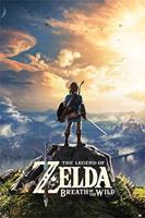 Pyramid International Legend of Zelda Breath of the Wild Poster Pack Sunset 61 x 91 cm (5)