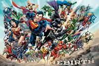 GYE DC Universe Poster Pack Rebirth 61 x 91 cm (5)